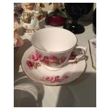 Queen Anne Teacup