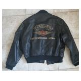 Leather Harley