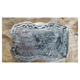 Nickel Silver Belt Buckle