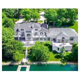 Mansion of an estate sale