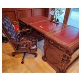 Executive Desk & Chair