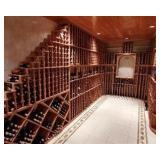 Cedar Wine Racks