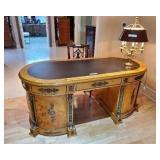 Ornate Desk
