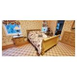 Adjustable / Massage bed
