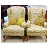 PR WING BACK CHAIRS