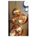 COPPER STRAINERS