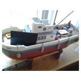 Tug Boat Replica