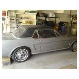 Trabuco Canyon 1966 Mustang Auction and Many More Treasures