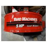 Yard Machine 5 HP