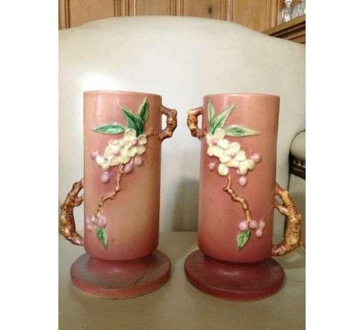 Roseville Vases
