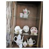 TEA CUPS AND SETS