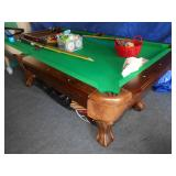 **APRIL'S ESTATE SALES** IS IN BLOOMFIELD,NJ FOR A 1 DAY SALE - WEST ELM DINING SET/POOL TABLE