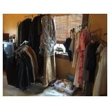 Furs, hunting jackets,kimonos & more.