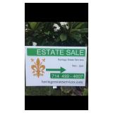 50 % OFF ON SAT ! Great Glendora Estate Sale