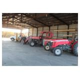 Farm Equipment Auction in Reedly Ca. Saturday November 28th at 10 am