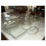 Lg. Selection of Pyrex