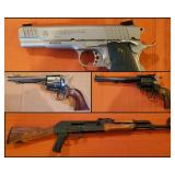 Firearms/Guns - ALL VALUABLES WILL BE REMOVED NIGHTLY FROM THE SALE!
