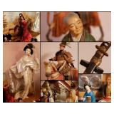 Collectibles from around the world
