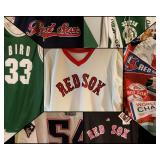 Jerseys/Sports Apparel - Vintage to New
