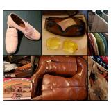 Justin Boots, Hush Puppies & More