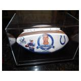 Peyton Manning 1998 - 2011 Football Limited Edition $50.00