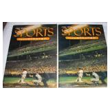 TWO FIRST ISSUES OF SPORTS ILLUSTRATED WITH INSETS