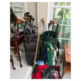 Vintage Ping Golf Clubs