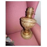 Civil War lamp