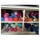 Loads of Yarn, many new with tags