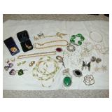 ESTATE JEWELRY GLASSWARE COLLECTIBLES ART - House Packed! FREDERICK