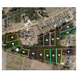 14 Lots - Hwy 55 and Bennett Rd Locations in Coats NC!
