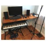 Casio Keyboard and More