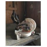 Craftsman 10 Inch Saw and Sears Vise