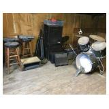 Drum Set and More