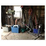 Engine Stand Buffalo Drill Press and More
