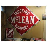Advertising Signs, Die Cast Trucks, Belt Buckles, Furniture & More! Highland Indiana Estate Sale!