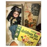 St. John Estate Sale! Antique Dolls, Costume Jewelry, Beautiful Furniture & Much More!