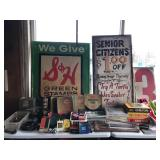 Lowell Estate Sale! Boat, Tons of Tools, Advertising Signs & More!
