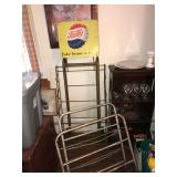 Lowell Indiana Estate Sale! Advertising Items, Tons of Furniture, Doors & More!