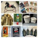 Los Angeles Eclectic Auction Ends July 2nd