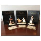 P Buckley Moss Sculpture Collection Figurines