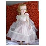 SOLD--LOT #150, Madame Alexander Doll, $35