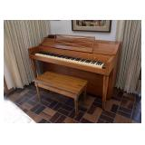 BUY IT NOW!  Lot #106, Vintage Baldwin Upright Piano, $300