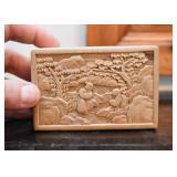 Vintage Chinese Trinket Box