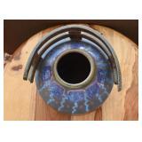 "Northfield Pottery Vase (Approx. 8"" Dia x 6.75"" H)"