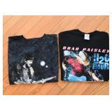 Concert T-Shirts / Tees (Santana is SOLD)