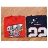 Sports T-shirts / Tees (Chicago Blackhawks & Bears)