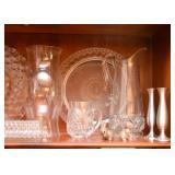 Vintage Glassware Serving Pieces