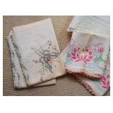 Embroidered Pillow Cases