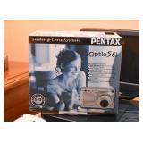 Pentax Optio S5i Camera